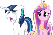 Crying shining armor and princess cadance by cloudyglow-db7x43c