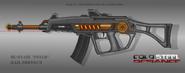 Fictional firearm hc st48e psyco shotgun by czechbiohazard-d6dz5zx
