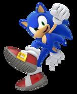 SLW New Sonic