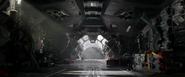 Avengers Quinjet Interior (Thor Ragnarok)