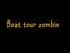 Parque de atracciones zombie