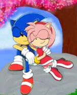 Sonic y Amy (01)