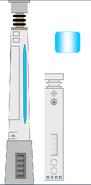 Wii lightsaber by jedimsieer