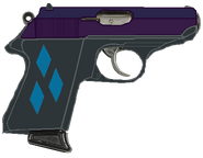 Rarshion s walther ppk by stu artmcmoy17-d833pxh