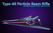 Type 60 particle beam rifle by hwpd-d90en91
