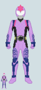 Toku sprite - Neo Twilight Sparkle