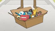 S7E01.044 Rigby's Stuff in a Box