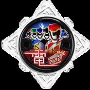 Dino Charge Ninja Power Star