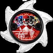Mighty Morphin Ninja Power Star