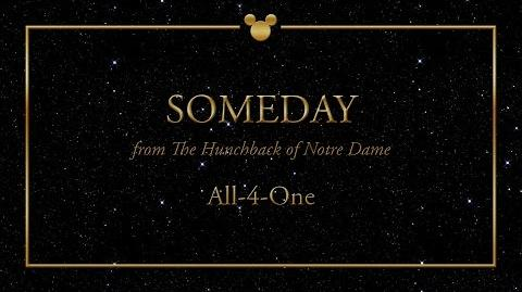DISNEY GREATEST HITS ǀ Someday - All-4-One