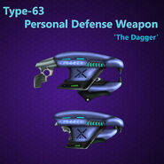 Type 63 personal defense weapon by hwpd-d90xbll