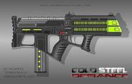 Fictional firearm hc sg2084x terranova plasma smg by czechbiohazard-d6hlr6x