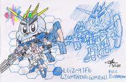 Lightning gumball full burnern by murumokirby360-d8k42e2