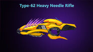 Type 62 heavy needle rifle by hwpd-da06fl9