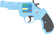Rainbow dash s colt trooper mk v revolver by stu artmcmoy17-d9feq3d