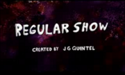 Regular show title (1)