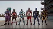 Metal Heroes Gokai Change