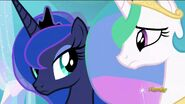 Luna and Celestia