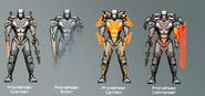 Promethean guardian sub classes by plainben-d5naeze