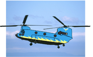 Wonderbolts chinook chopper by stu artmcmoy17-d7jvl7k