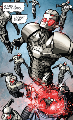 Ultron Sentinels (Earth-14622) 0001