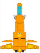Jedi gunboat by jedimsieer