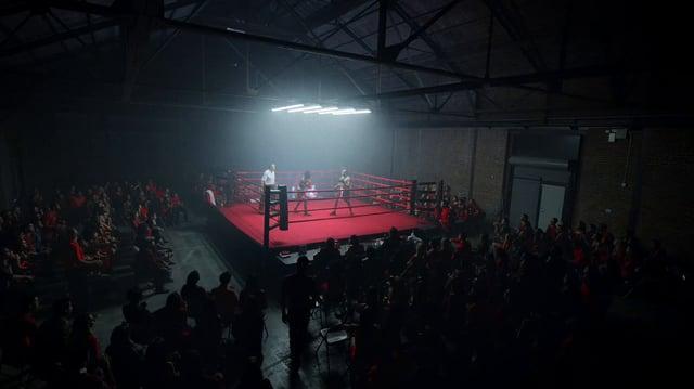 REDD'S Apple Ale Boxing