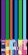Mane 6 s lightsabers by stu artmcmoy17-d8qb8r9