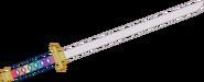 Rainbow blade by razethebeast-d9rddbm