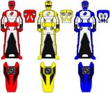 Th TRIAL-SuperGekiRangerkeys