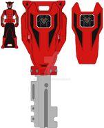 Trial neo dark buster ranger key by zeltrax987-d6d7mt9