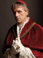 Lord Ravenna - Jeremy Irons