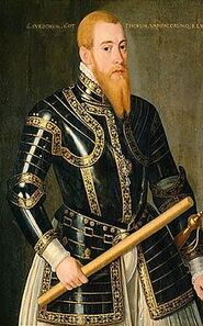 King Eric XIV of Sweden