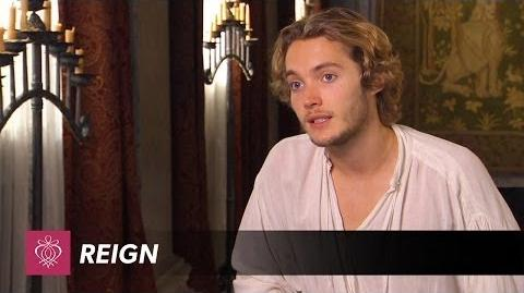 Reign - Toby Regbo Interview-0