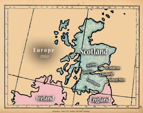 Europe - Scotland