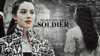 Mary stuart soldier