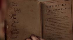 Catherine's Bible