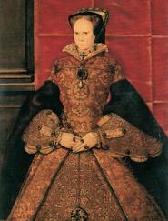 History's Queen Mary Tudor