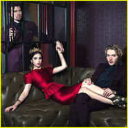 Reign Cast photoshoot III