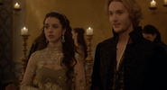 The Darkness 15 Mary Stuart n Francis