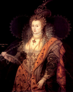 Queen Elizabeth - Painting II