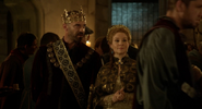 Snakes in the Garden - King Henry n Queen Catherine 9