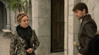 Blood for Blood - Queen Catherine n Sebastian 3