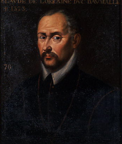 History's Claude de Guise