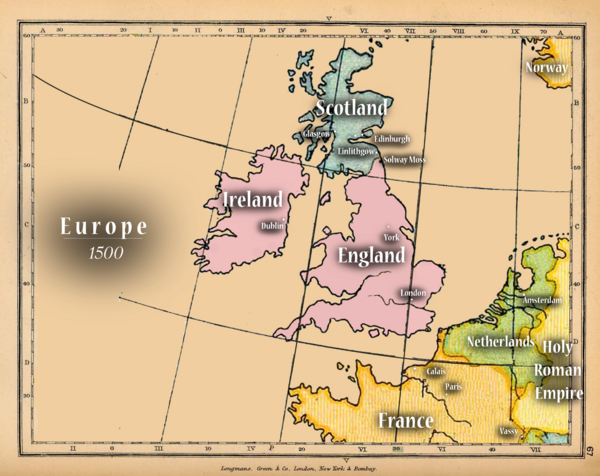 Map Of England In 1500.Europe Reign Wiki Fandom Powered By Wikia