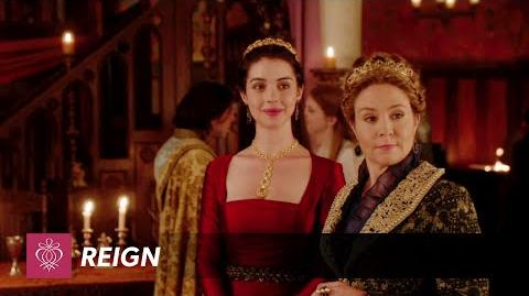 Reign - Costume Design Royal Supporters