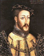 King James V Painting II