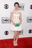 Adelaide Kane - People's Choice Award V