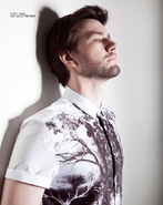 Bello Magazine - Torrance Coombs 1