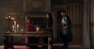Liege Lord 38 Queen Catherine n Mary Stuart